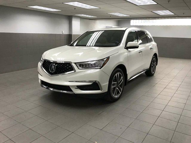 2017 ACURA MDX Navigation Package 4dr SH-AWD in Calgary, Alberta