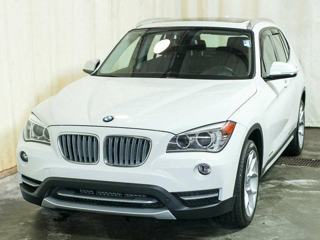 2014 BMW X1 xDrive35i AWD w/ Leather, Panoramic Moonroof in Edmonton, Alberta