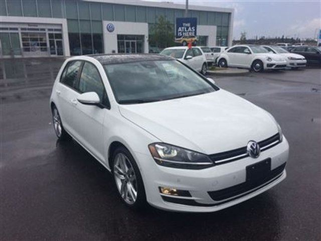 2016 VOLKSWAGEN Golf 1.8 TSI Highline in Calgary, Alberta