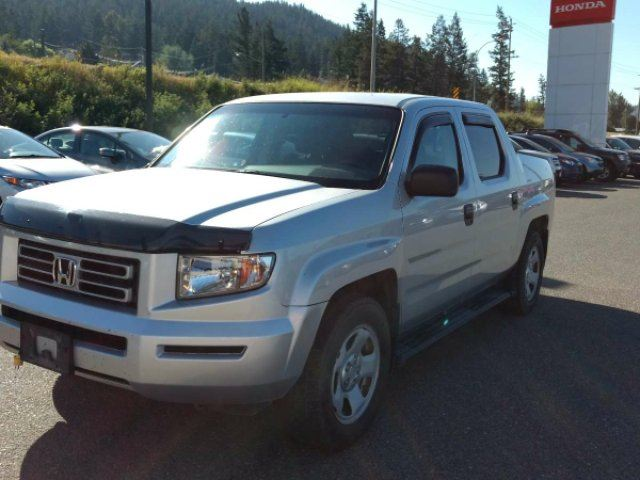 2007 Honda Ridgeline LX in Williams Lake, British Columbia