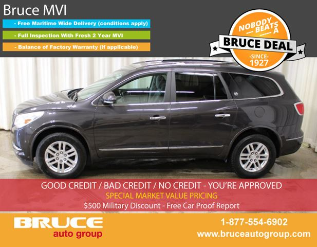 2014 BUICK ENCLAVE 3.6L 6 CYL AUTOMATIC AWD in Middleton, Nova Scotia