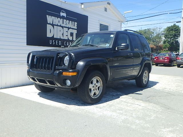 2002 JEEP LIBERTY SUV 4X4 3.7 L in Halifax, Nova Scotia