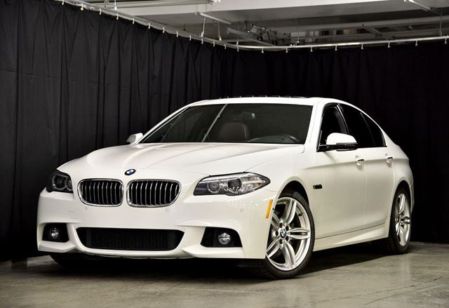 2014 BMW 535d xDrive xDrive in Longueuil, Quebec