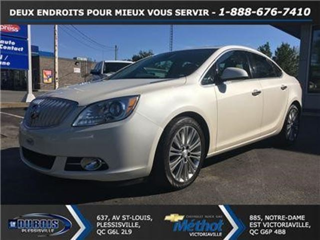 2014 Buick Verano Leather in Plessisville, Quebec