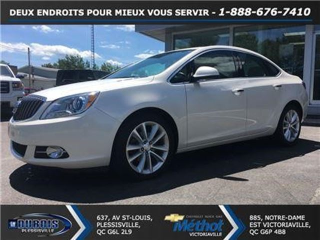 2014 Buick Verano Convenience 1 in Plessisville, Quebec