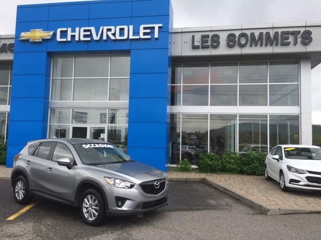 2014 Mazda CX-5 GS in Mont-tremblant, Quebec