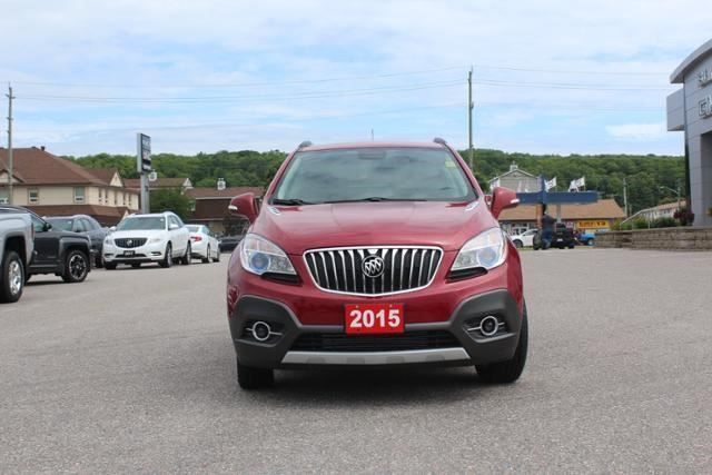 2015 BUICK ENCORE Leather in North Bay, Ontario