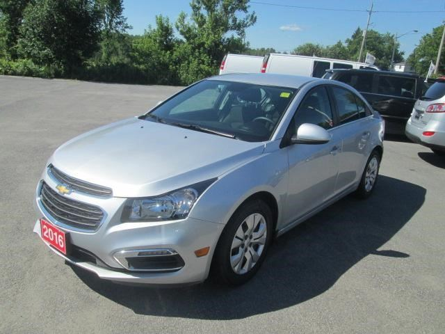 2016 CHEVROLET CRUZE LT in Green Valley, Ontario
