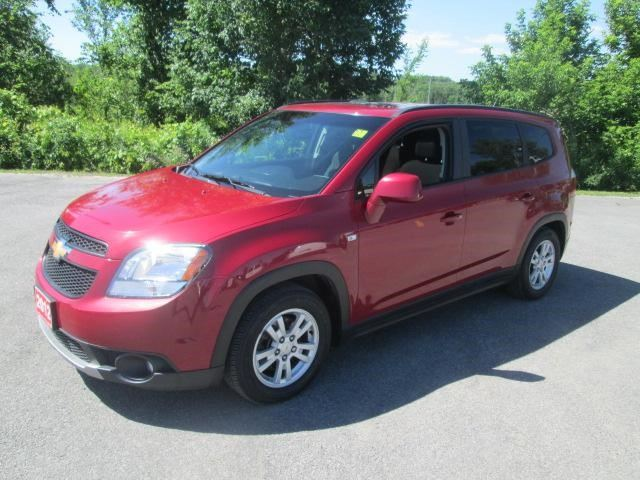 2012 CHEVROLET ORLANDO 2LT in Green Valley, Ontario