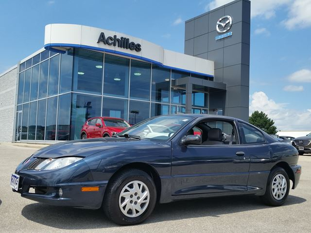 2005 PONTIAC SUNFIRE *AS-IS* SL, Auto in Milton, Ontario