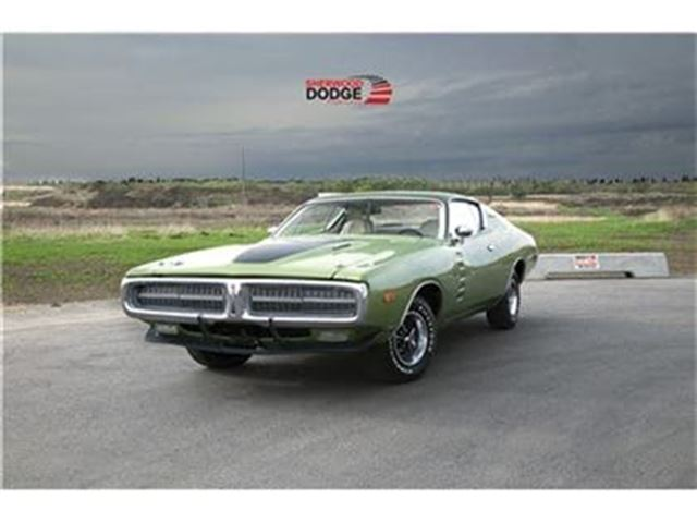 1972 Dodge Charger 340 in Sherwood Park, Alberta