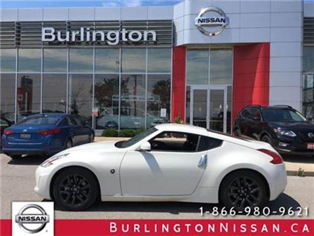 2017 Nissan 370Z Touring, NISSAN 7 YEAR EXT. WARRANTY ! in Burlington, Ontario