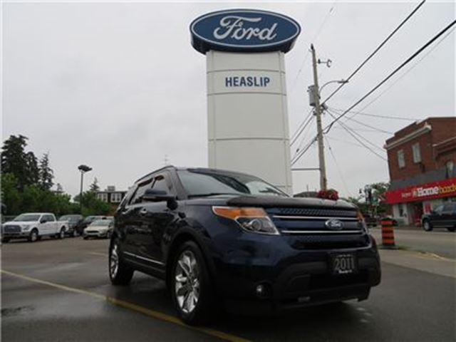 2011 Ford Explorer Limited V6 in Hagersville, Ontario
