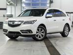 2016 Acura MDX Elite w/Rear DVD in Kelowna, British Columbia