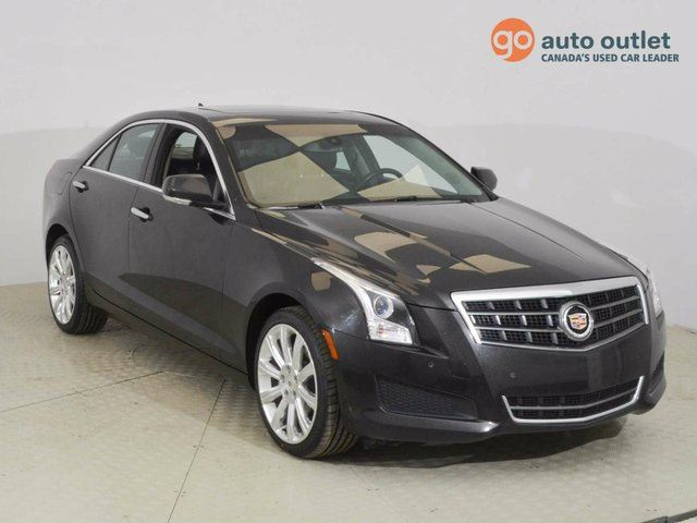 2014 Cadillac ATS 2.0 Turbo Luxury in Red Deer, Alberta