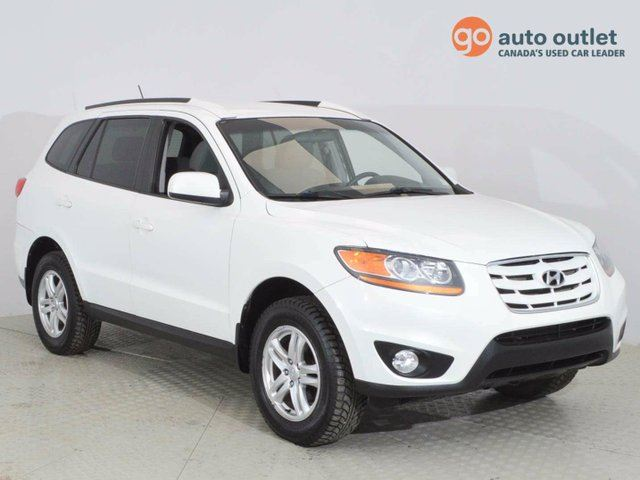 2010 HYUNDAI SANTA FE GL 3.5 All-wheel Drive in Red Deer, Alberta