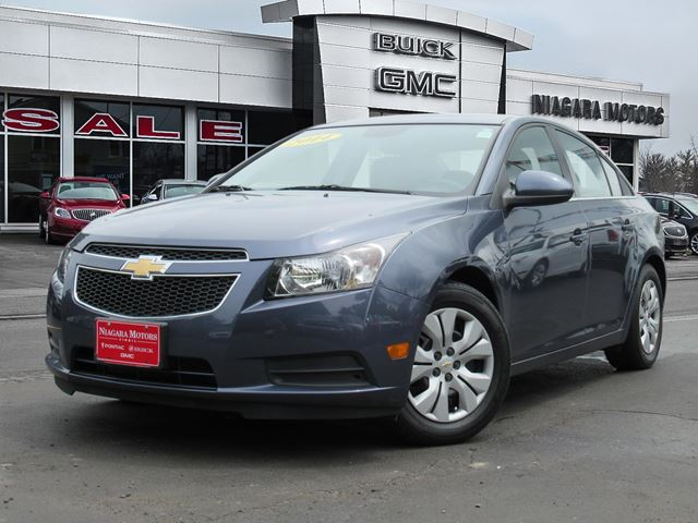 2014 Chevrolet Cruze 1LT Auto ** Serviced and traded HERE! ** in Virgil, Ontario