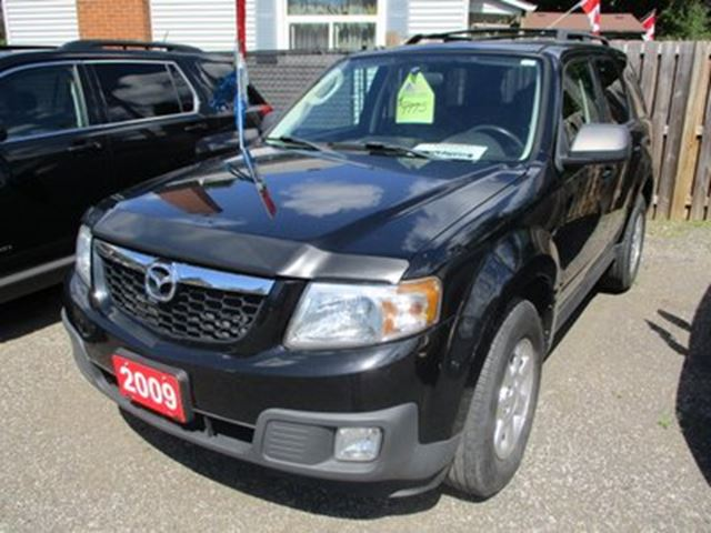 2009 Mazda Tribute 'GREAT VALUE' FUEL EFFICIENT TOURING MODEL 5 PA in Bradford, Ontario