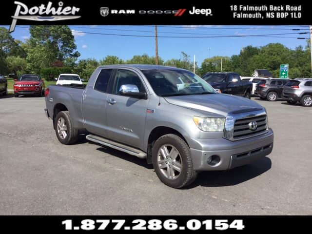 2007 Toyota Tundra Limited 5.7L V8 in Windsor, Nova Scotia
