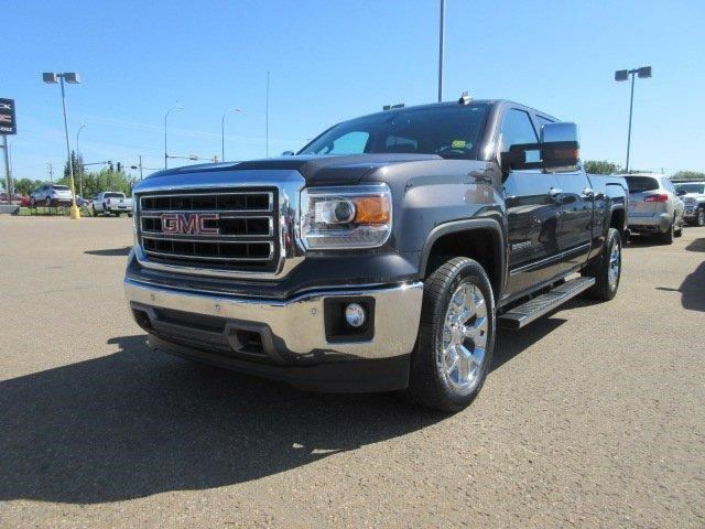 2015 GMC Sierra 1500 SLT in Lloydminster, Alberta