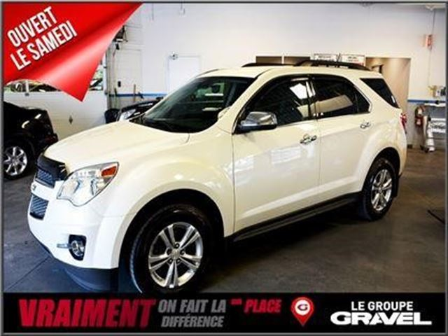 2013 Chevrolet Equinox LT in Verdun, Quebec