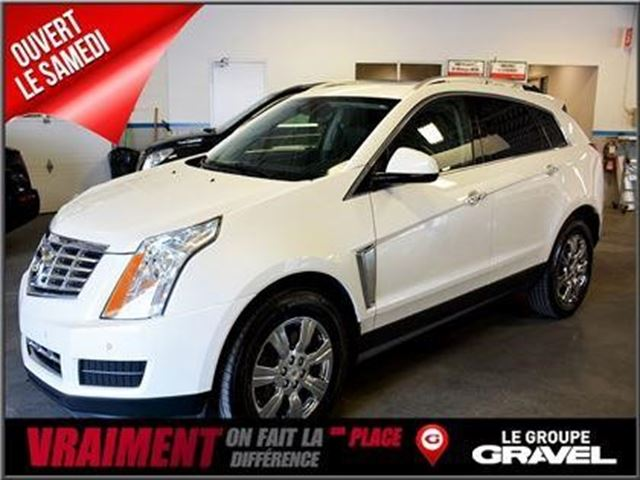 2015 Cadillac SRX Luxury in Verdun, Quebec