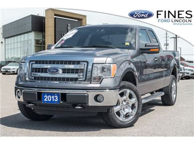 2013 FORD F-150 XLT - XTR PKG & 1 OWNER! in Bolton, Ontario