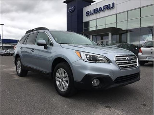 2016 SUBARU OUTBACK 2.5i in Kingston, Ontario