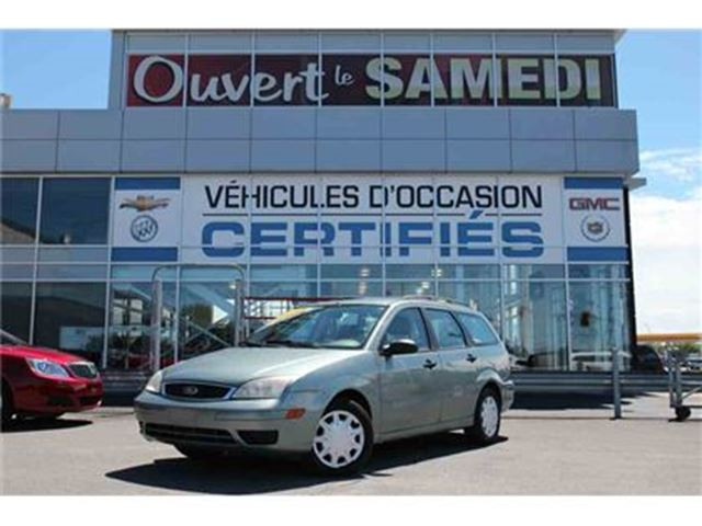 2005 Ford Focus - in Montreal, Quebec