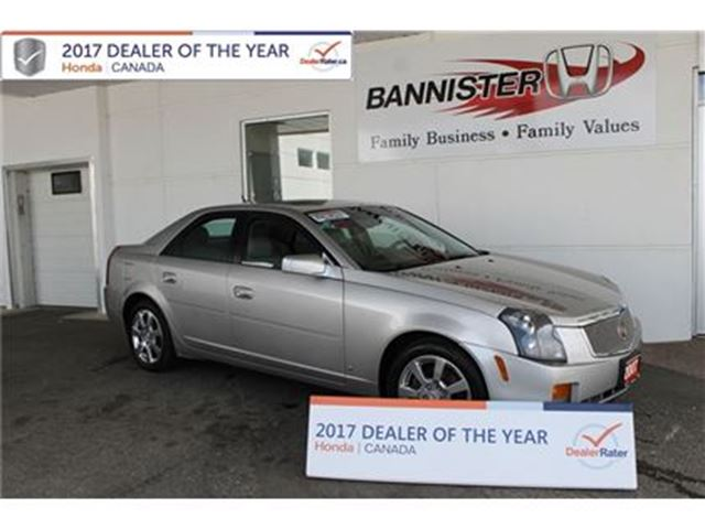 2007 Cadillac CTS Luxury in Vernon, British Columbia