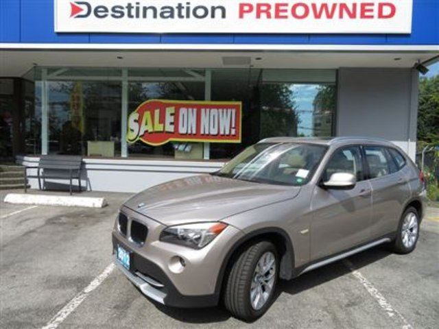 2012 BMW X1 xDrive28i (A8) in Vancouver, British Columbia