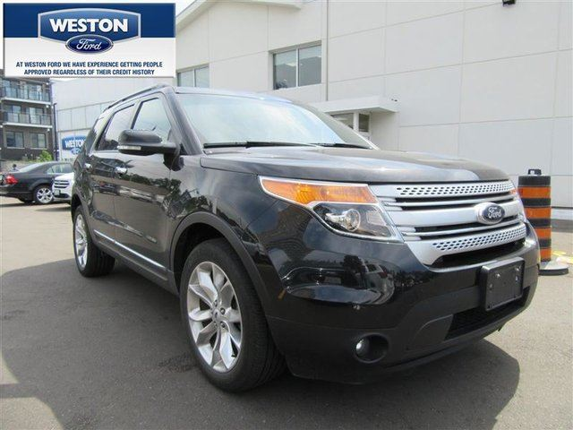 2015 Ford Explorer XLT LOADED One Owner in Toronto, Ontario