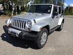 2008 Jeep Wrangler Unlimited Sahara in Surrey, British Columbia