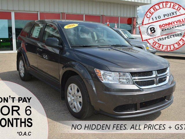2016 Dodge Journey CVP/SE Plus in Bonnyville, Alberta