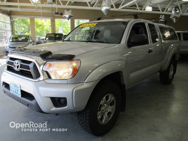 used 2012 toyota tacoma v6 cy sr5 power package backup. Black Bedroom Furniture Sets. Home Design Ideas