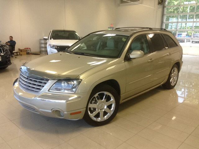 2005 Chrysler Pacifica Limited, AWD, CUIR, TOIT, GPS, A/C in Joliette, Quebec