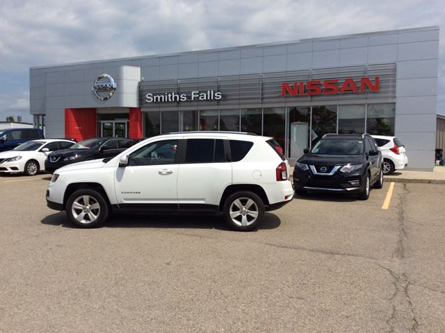 2014 JEEP COMPASS Sport/North in Smiths Falls, Ontario