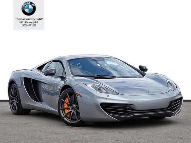 2012 MCLAREN MP4-12C Coupe in Markham, Ontario