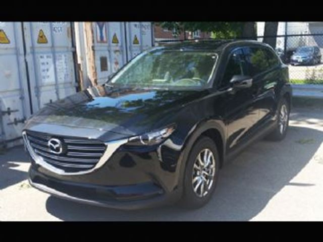 2017 Mazda CX-9 GS-L AWD in Mississauga, Ontario