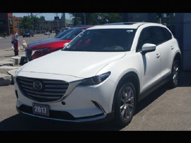 2017 Mazda CX-9 Signature in Mississauga, Ontario