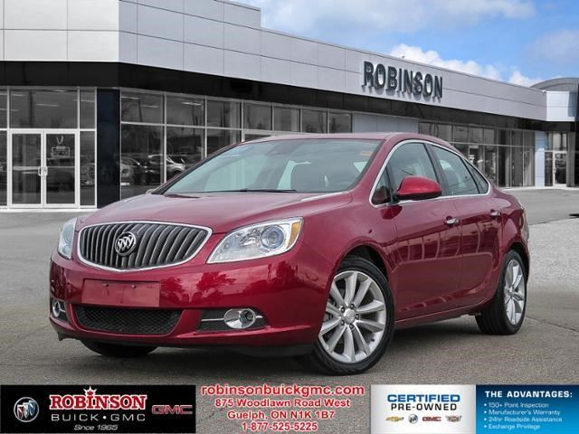 2014 BUICK VERANO Leather in Guelph, Ontario