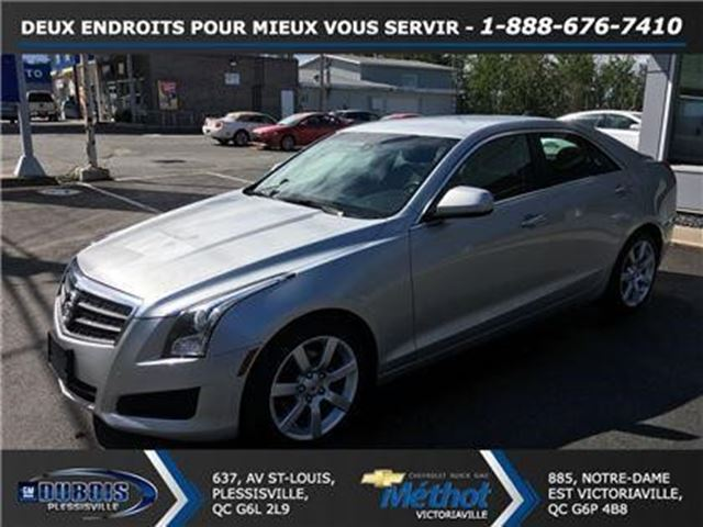 2014 Cadillac ATS RWD in Plessisville, Quebec