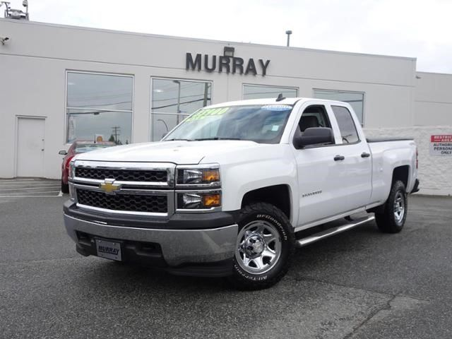 2015 Chevrolet Silverado 1500 LS in Abbotsford, British Columbia