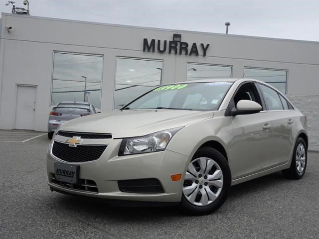 2014 Chevrolet Cruze 1LT in Abbotsford, British Columbia