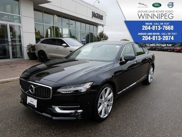 2017 VOLVO S90 T6 Inscription *RETIRED DEMO* *EXECUTIVE DRIVEN* in Winnipeg, Manitoba