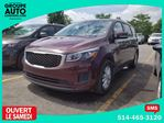 2017 Kia Sedona LX * 8 PASSAGER * BLUETOOTH * CERTIFIn++ in Longueuil, Quebec