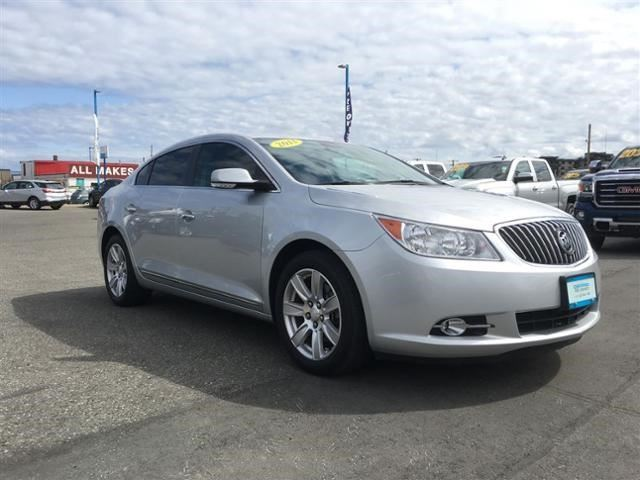 2013 BUICK LACROSSE Luxury in Campbell River, British Columbia