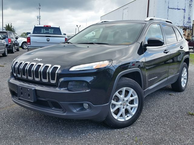 2015 Jeep Cherokee North 4x4 in Fort Erie, Ontario