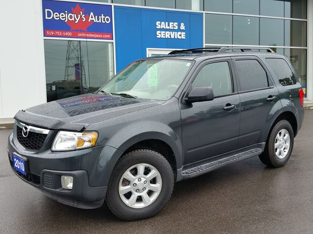 2010 Mazda Tribute GX 4WD in Brantford, Ontario
