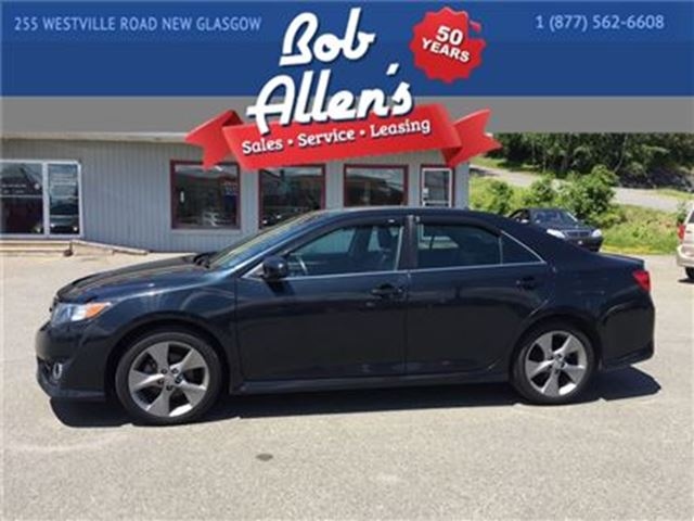 2014 TOYOTA CAMRY SE in New Glasgow, Nova Scotia